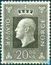 Postage Stamps - Norway - King Olav V Of Norway