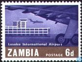 Der Lusaka International Airport