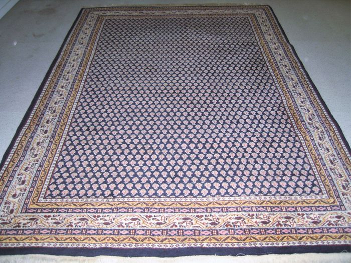 tapis indien mir 290 x 190 cm catawiki. Black Bedroom Furniture Sets. Home Design Ideas