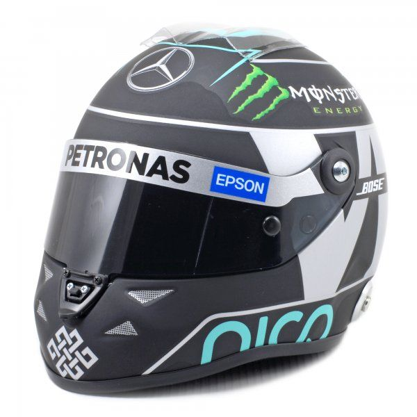 Model Helmets - Scale 1/2 - Schuberth F1 Helmet Nico ...