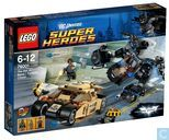 Lego 76001 The Bat vs. Bane: Tumbler Chase