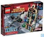 Lego 76005 Spider-Man: Daily Bugle Showdown