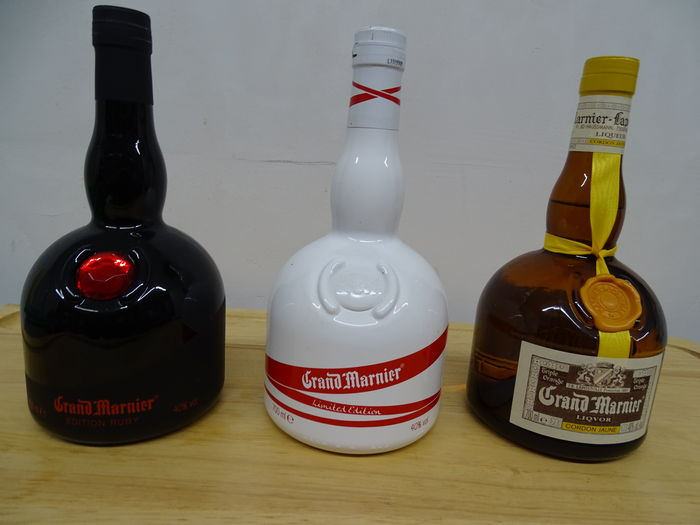 Grand marnier cordon rouge special editions 2010 2011 for Grand marnier cordon jaune aldi