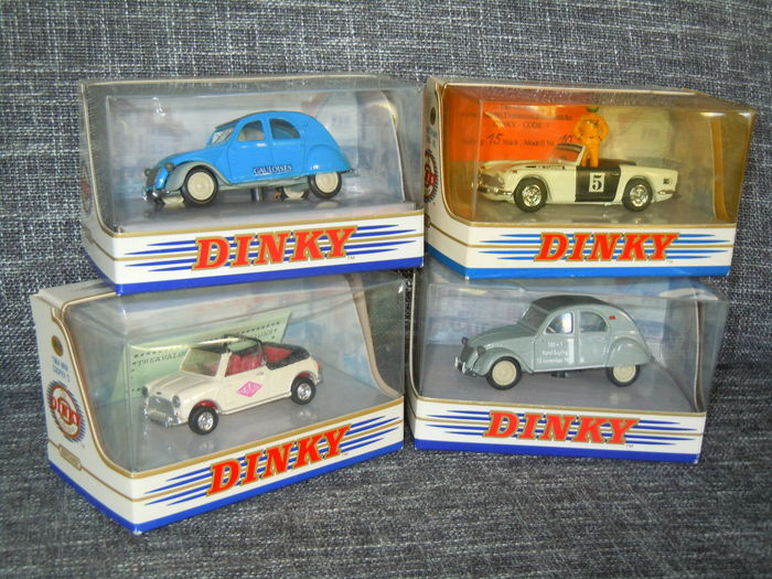 dinky collection matchbox - scale 1  43
