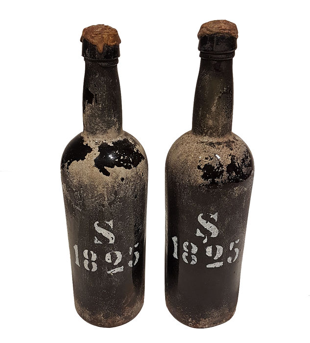 1825 sercial madeira 2 bottles catawiki for 1825 2