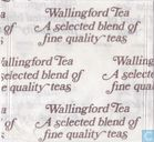 A selected blend of fine quality teas