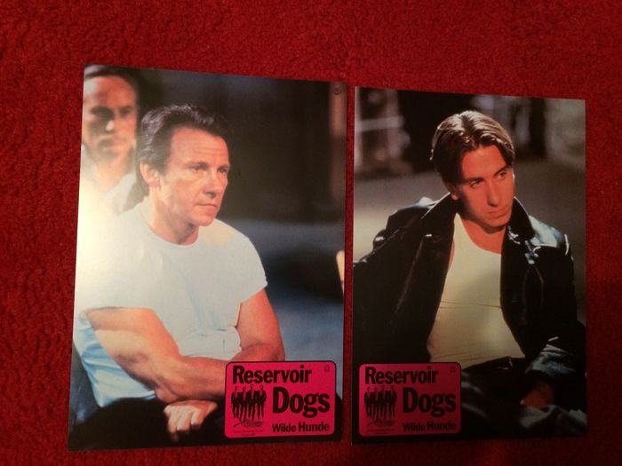 Reservoir Dogs - Film (Movie) Plot and Review