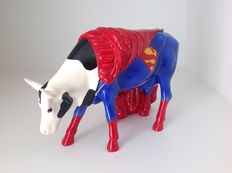 CowParade -Super Cow - Large - Resin - Retired