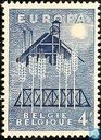 Postage Stamps - Belgium [BEL] - Europe - Ears of Corn