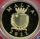 "Malte 50 euro 2011 (BE) ""The Phoenicians in Malta"""