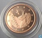 Andorre 1 cent 2015
