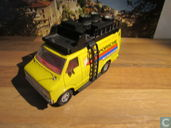 Dodge Van - Team Porsche Rally support