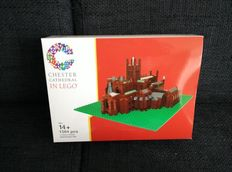 LEGO Certified Professional - Chester Cathedral