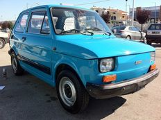 Fiat - 126 Personal 4 - 1979