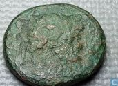 Antioch, Seleukis and Pieria (Roman Syria, Domitian)  AE24   76-77