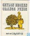 Oudste item - Ceylon Broken Orange Pekoe