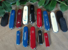 Lot of 12 vintage victorinox  - lotto 11