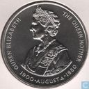 "Falkland Islands 50 pence 1980 ""80th Anniversary of Queen Mother"""