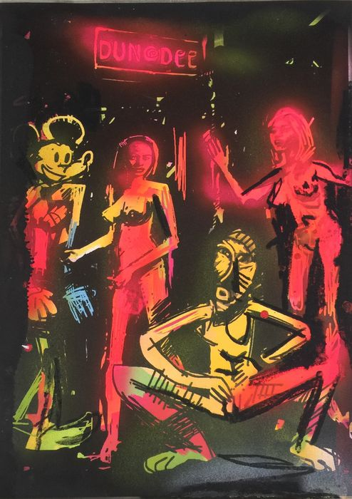Peter Klashorst - Phnom Penh crazy nightlife