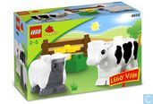 Lego 4658 Farm Animals