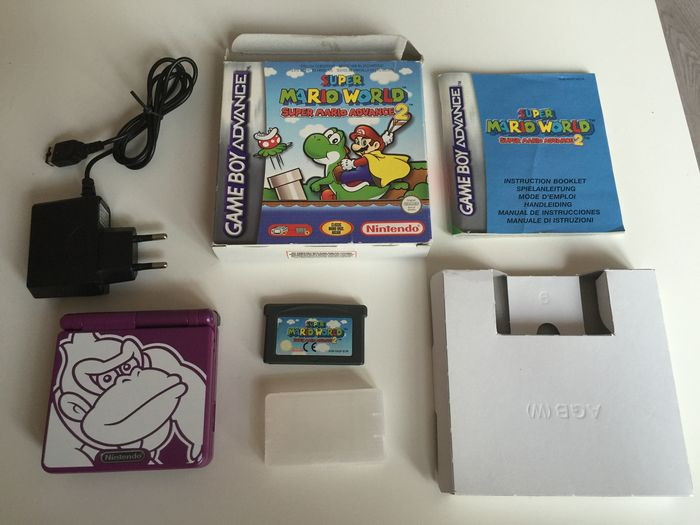 mario world game boy
