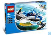 Lego 4669 Turbo-Charged Police Boat
