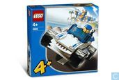 Lego 4666 Speedy Police Car