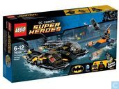 Lego 76034 The Batboat Harbor (Harbour) Pursuit