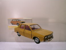 Dinky Toys-France - Scale 1/43 - Renault 12 Sedan No.1424