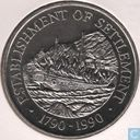 "Îles Pitcairn 1 dollar 1990 ""200th Anniversary of the Pitcairn Islands"""