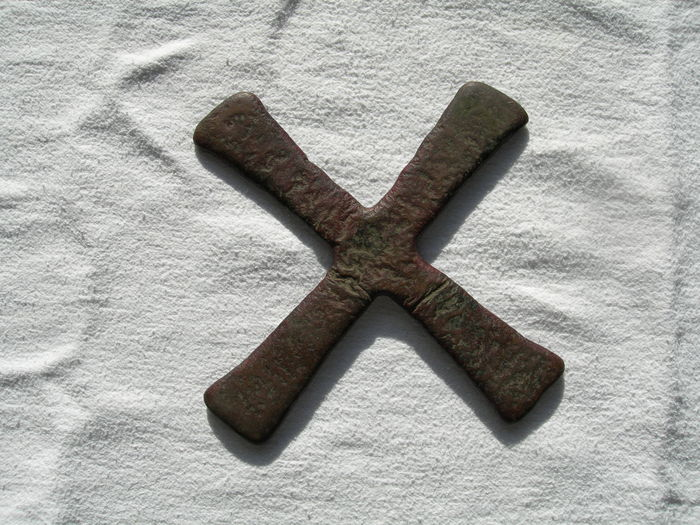 Congo - Katanga cross - 19th century