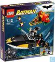 Lego 7885 Robin's Scuba Jet: Attack of The Penguin