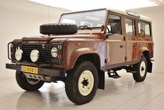 Land-Rover-Defender 110 3.5 V8-1986