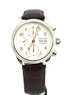 Louis Erard Heritage Day Date Chronograph – Men's watch – 2014/2015