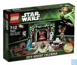 Lego 75023 Advent Calendar 2013, Star Wars