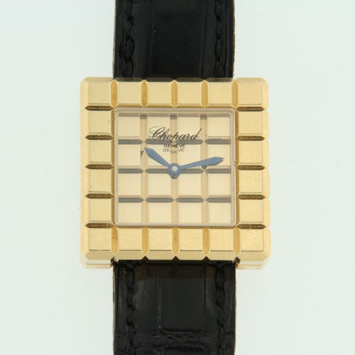 Chopard - Ice Cube - women's wristwatch - 2000s