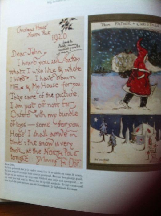 Jrr tolkien letters from santa claus 1976 catawiki jrr tolkien letters from santa claus 1976 spiritdancerdesigns Choice Image