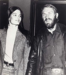 Unknown/United Press International Photo - Steve McQueen and wife Barbara Minty - Mexico - 1980