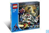 Lego 4855 Spider-Man's Train Rescue