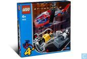 Lego 4858 Doc Ock's Crime Spree