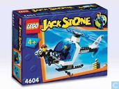 Lego 4604 Police Copter
