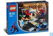 Lego 4853 Spider-Man's Street Chase