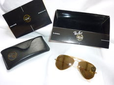 Ray-Ban – superb - sunglasses - special 50th anniversary
