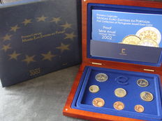 Portugal - Year pack Euro coins 2002