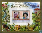 85th anniversary Queen Mother