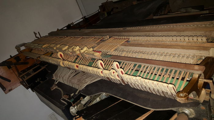 Pianola from 1919