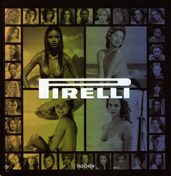 Book - 50 Years of Pirelli Calendar -  Philippe Daverio  &  Philippe Daverio - large size