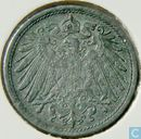 Coins - Germany - German Empire 10 pfennig 1921 (zinc)