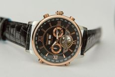 CALVANEO 1583 Valencia Rose Gold Men's wristwatch.