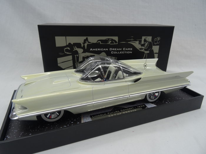 Minichamps Scale 1 18 Lincoln Futura Concept 1955 Catawiki